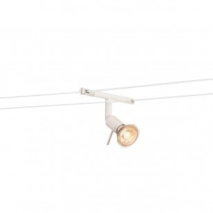 White Wire Track Lights