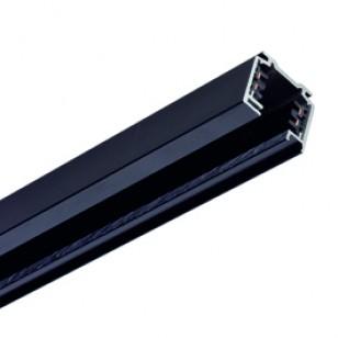 Eutrac 3 Circuit 240v Track & Accessories Black
