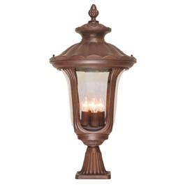 Outdoor Pedestal Lanterns