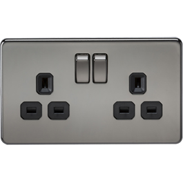 Screwless Switches & Sockets