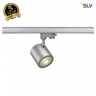 Silver Grey 3 Circuit Track Lights