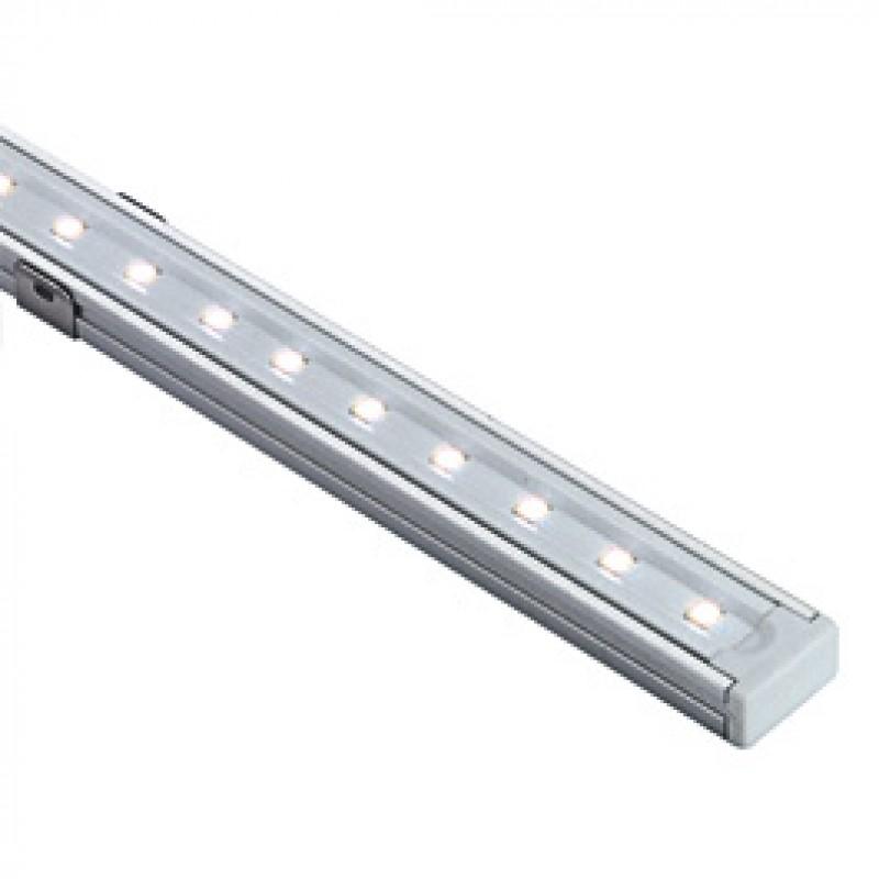 Kitchen Lighting Pelmet: SLV 111732 Padi LED 600 Light Bar 4W 3000K Cabinet Light