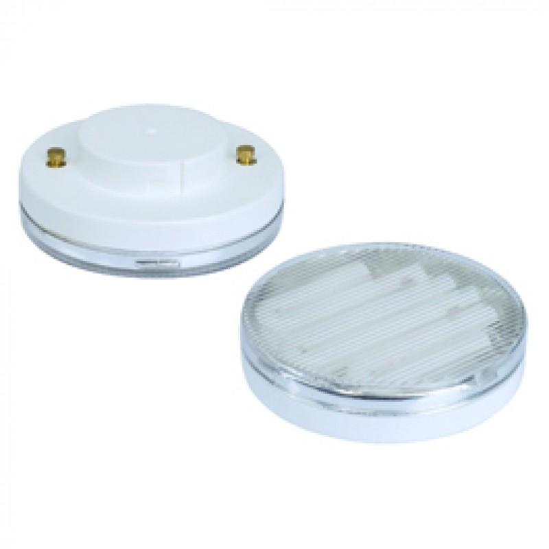 slv 508860 gx53 9w 2700k energy saving lamp slv lighting commercial lighting by right lights. Black Bedroom Furniture Sets. Home Design Ideas