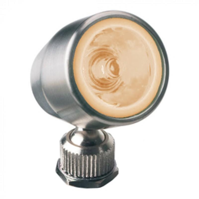 Collingwood MS02 IP AMBER IP65 Adjustable Mini Spotlight