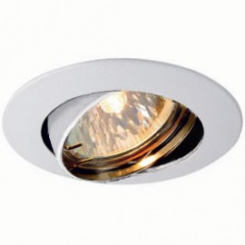 SLV 111171 Pika Adjustable 50W White Downlight