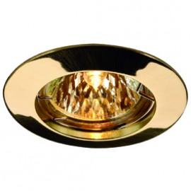 SLV 111183 Pika 50W Brass Downlight