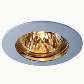 SLV 111189 Pika 50W Silver Grey Downlight