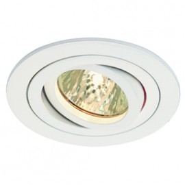 SLV 111441 Tria 2 35W White Downlight