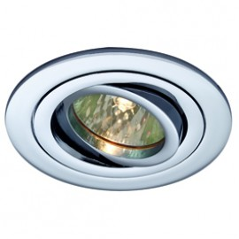 SLV 111442 Tria 2 35W Chrome Downlight