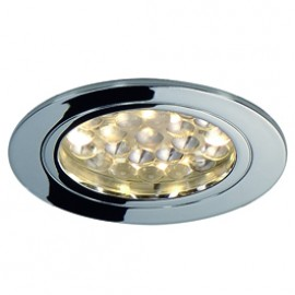 SLV 111952 DL 123 LED Furniture 1.7W 3000K Chrome Cabinet Light