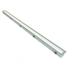 SLV 112822 Glenos LED XL 7.5W 3000K Silver Grey Guide Light