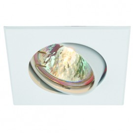 SLV 113201 Square 50W White Downlight