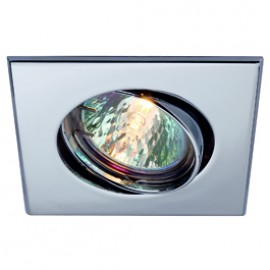 SLV 113202 Square 50W Chrome Downlight
