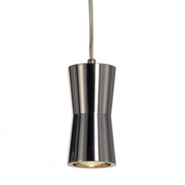 SLV 114582 Diabo PD-1 35W Chrome Pendant Ceiling Light