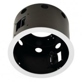 SLV 115601 Aixlight Pro 1 Flat Frame Round White & Black