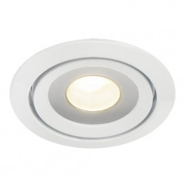 SLV 115801 Luzo LED Disk 12W 2700K White Downlight