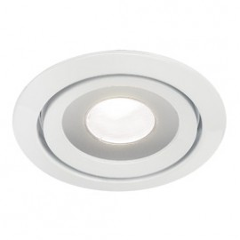 SLV 115811 Luzo LED Disk 11W 4000K White Downlight