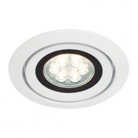 SLV 115841 Luzo Integrated LED 13W 4000K White Downlight