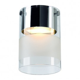 SLV 134310 Commo CL-1 13W Chrome Ceiling Light