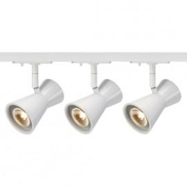 SLV 143341TK3 Diabo 35W 3 Light Track Kit White