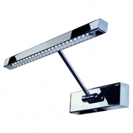 SLV 146721 LED Picture Light Strip 2W 6500K Chrome