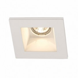 SLV 148021 GL 110 MR16 35W White Plaster Downlight