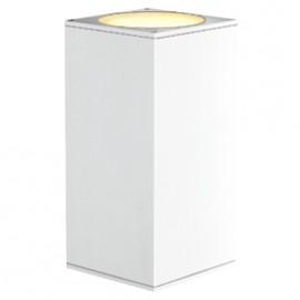 SLV 149291 Big Theo Up-Down 2x75W White Wall Light