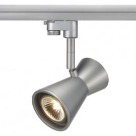 SLV 152254 Diabo 50W Silver Grey Eutrac 3 Circuit 240V Track Light