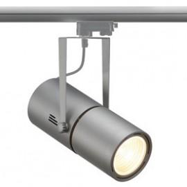 SLV 153874 Euro Spot Electronic Ballast 35W 60 Degree Silver Grey Eutrac 3 Circuit 240V Track Light