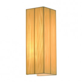 SLV 155311 Lasson WL-2 2x40W Beige Wall Light