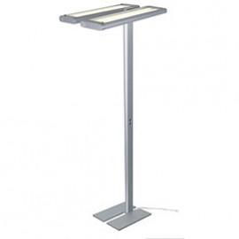 Intalite 157152 Work Light Floor 4x55W Silver Grey
