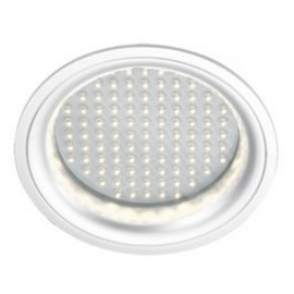SLV 160371 LEDpanel Round 8W 6500K White Downlight