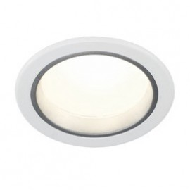 SLV 160431 LED Downlight 14/4 8W 4000K White Light