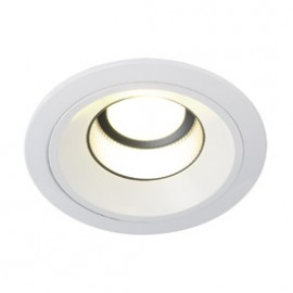 SLV 160551 LEDdisk Horn DL 11W 4000K White Downlight