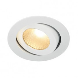 SLV 160621 Boost Turno 9W LED 3000K White Downlight