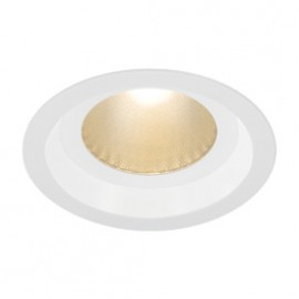 SLV 160651 Boost B IP44 13W LED 3000K White Downlight