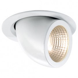 SLV 162021 Gimble Pro G12 150W White Downlight