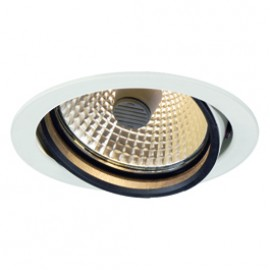 SLV 162151 Beret G12 150W White Downlight