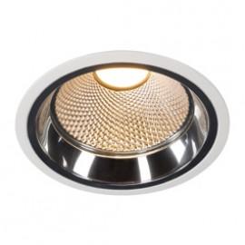 SLV 162401 LED Downlight Pro R 12W 2700K White Light