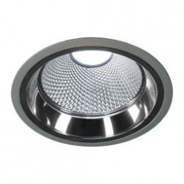 SLV 162414 LED Downlight Pro R 11W 4000K Silver Grey Light