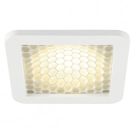 SLV 162601 Skalux Comb LED 18.7W 3000K White Recessed Ceiling Light