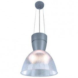 SLV 165110 Para Dome 2 HIE 70w Anthracite Hi Bay Suspended Ceiling Light