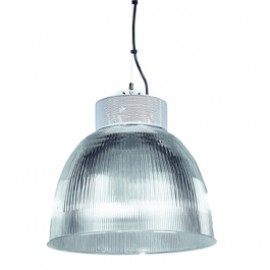 SLV 165340 Para Multi 406 160W Silver Grey Hi Bay Suspended Ceiling Light