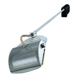 SLV 170414 Skeletto 150W Silver Grey Display Light