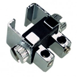 SLV 186512 Feed In Chrome Mini Alu-Track 12V Track Accessory