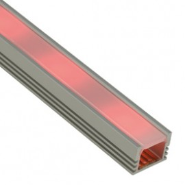 SLV 213342 LED Rimless Profile 1m Anodised Aluminium