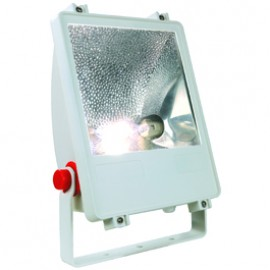 SLV 229001 SXL HIT-DE Floodlight 150W White Outdoor Ceiling, Wall & Floor Floodlight