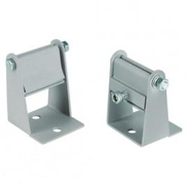 SLV 229402 Holder Short For Vano Silver Grey