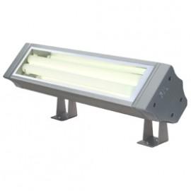 SLV 229405 Vano TC 36W Silver Grey Outdoor Ceiling, Wall & Floor Floodlight