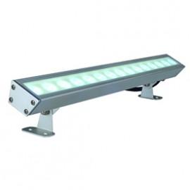 SLV 229461 Galen LED Profile 15W 6500K Anodised Aluminium Outdoor Ceiling, Wall & Ground Floodlight